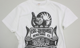 B.B&H CO.Print T-shirt