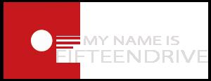 my name is fifteendrive